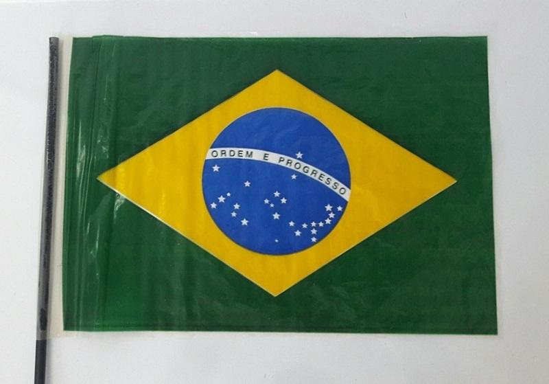 bandeira plástico