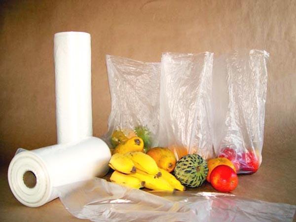 Bobina de Saco Plástico