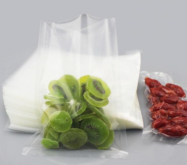 Saco Plástico Transparente para Alimentos