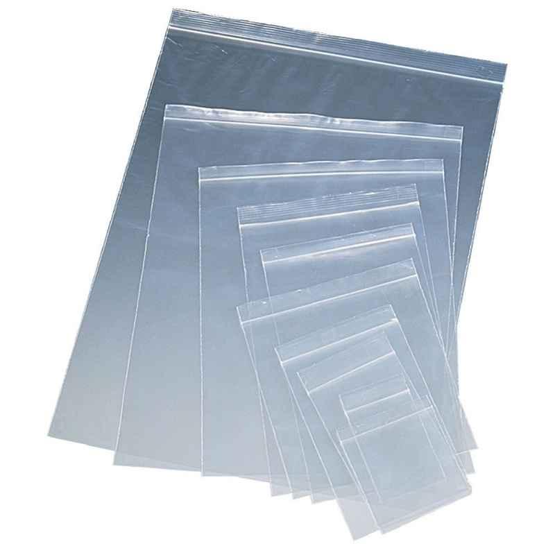 embalagem de plástico flexível transparente