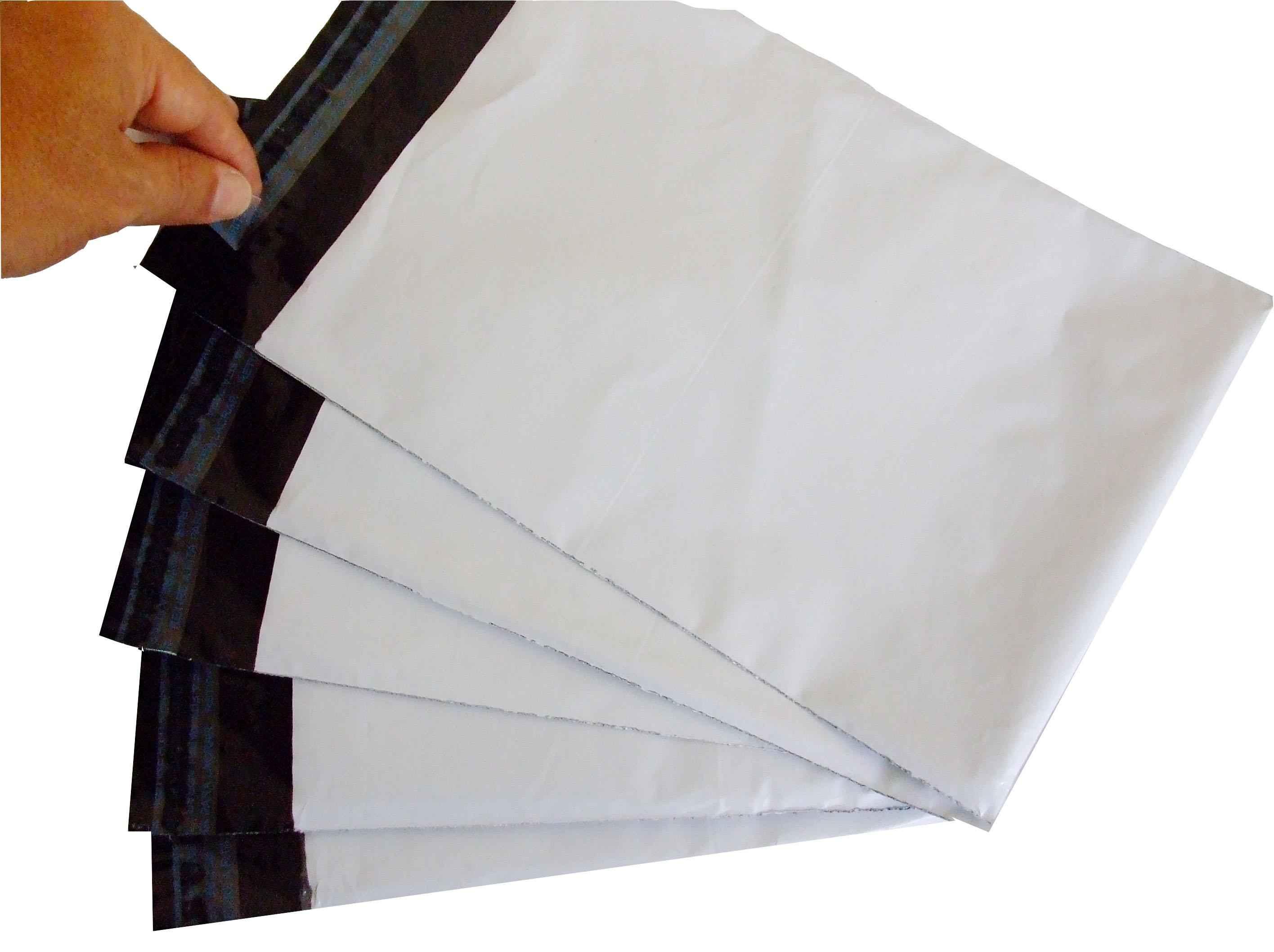 envelope adesivado de plástico