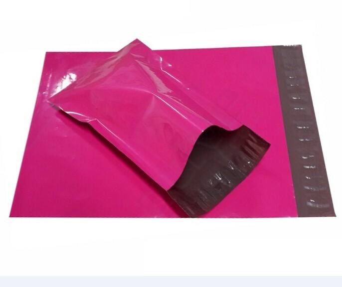 envelope de plástico correspondência