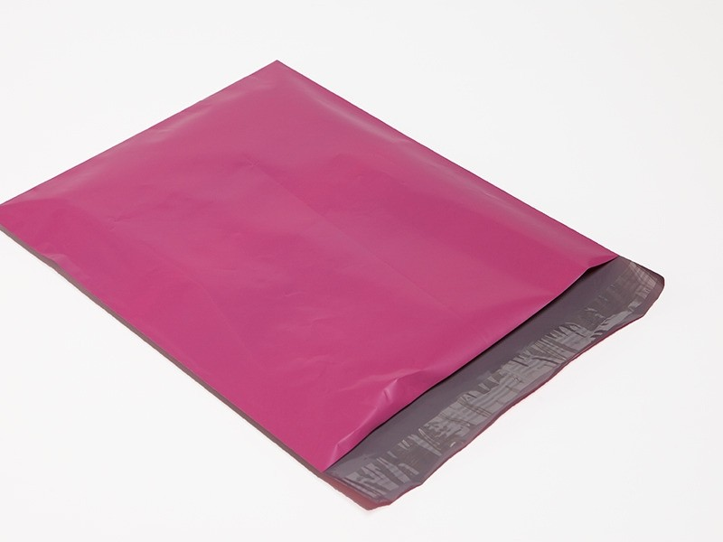 envelope de plástico de adesivo
