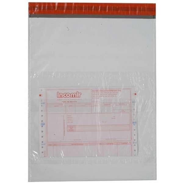 envelope plástico auto adesivo lacre