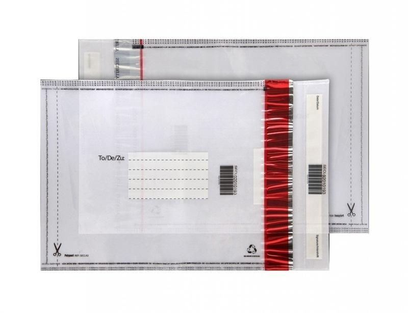 envelope plástico coex