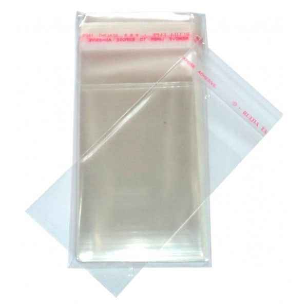 envelope plástico com aba adesiva impresso