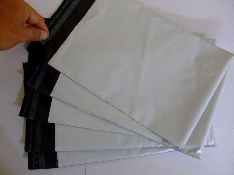 envelopes em plásticos segurança