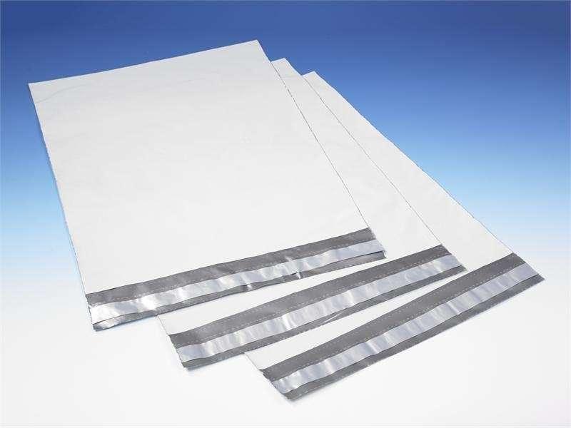 envelopes plásticos com aba adesivada