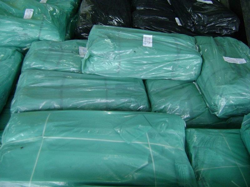 indústria de sacolas plásticas recicladas