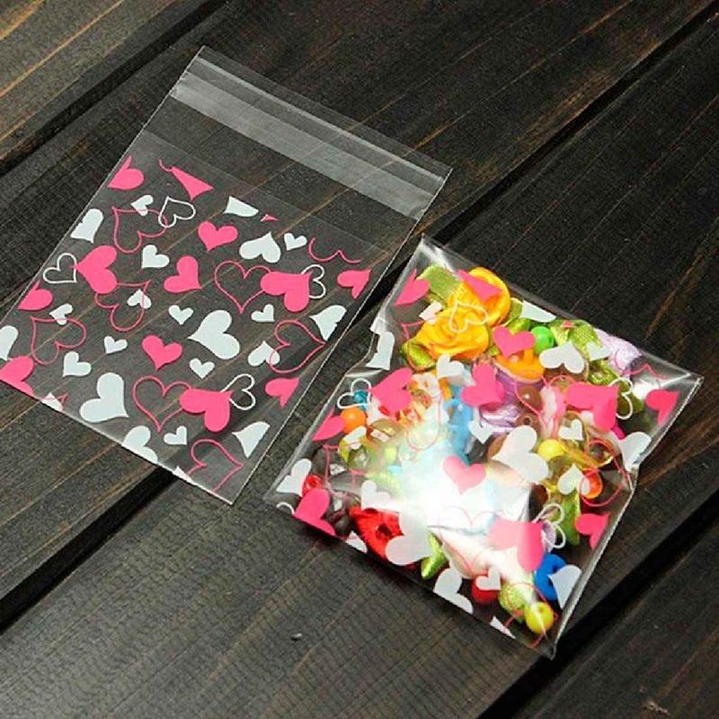 saco aba adesiva impresso plástico