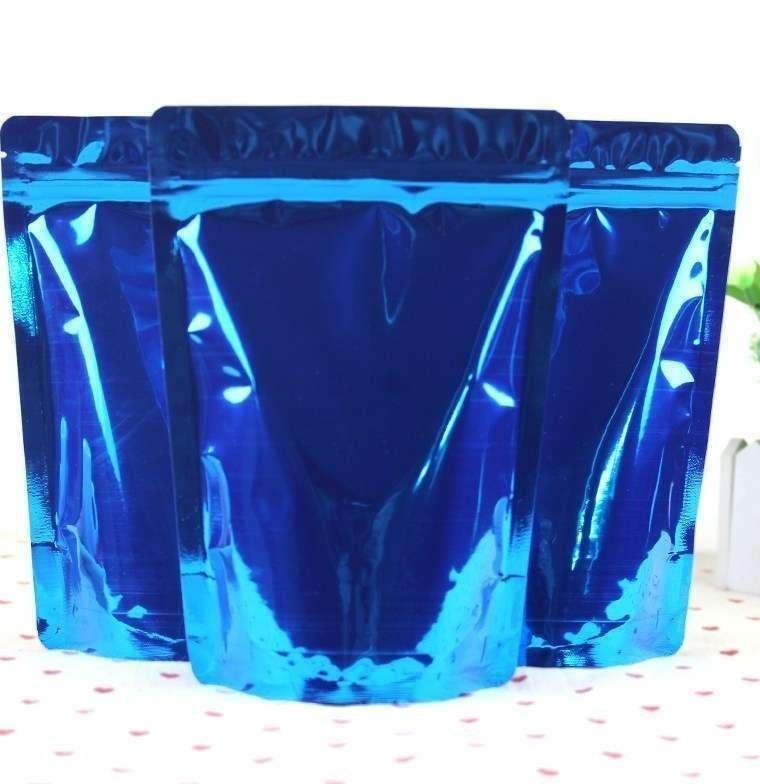 saco de plástico impresso de alimento
