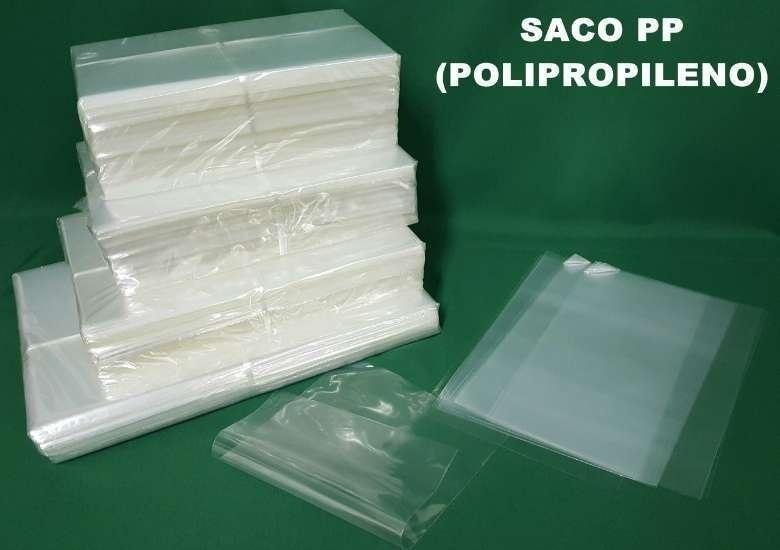 saco plástico pp