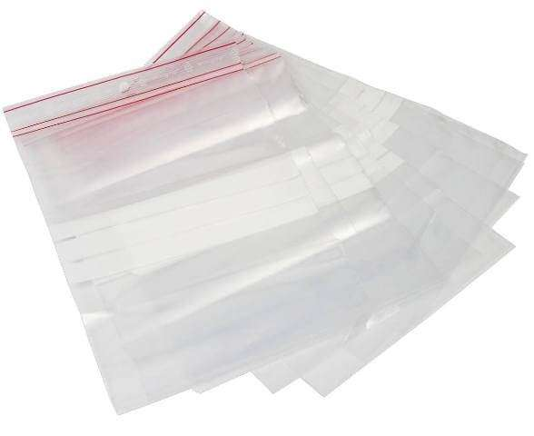 saquinhos plásticos com zíper