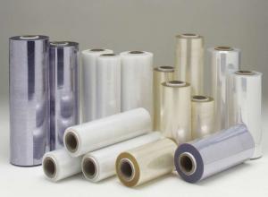 bobina plástico shrink