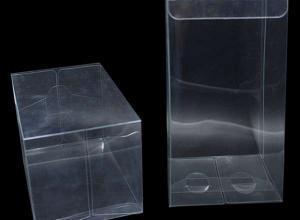 caixa embalagem plástica transparente