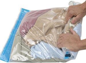 embalagem plástica a vácuo