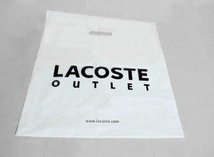 embalagem plástica para roupas