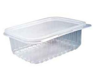 embalagem plástica transparente para alimento