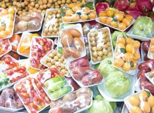 embalagens plásticas alimentos