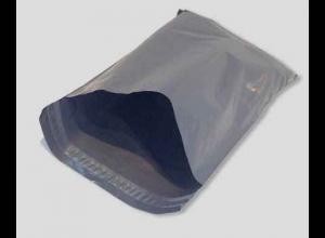 envelope adesivado de correio plástico