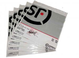envelope adesivo para correspondência de plástico