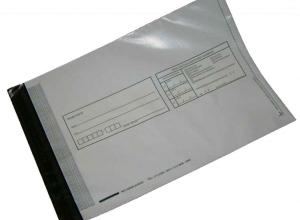 envelope coex plástico