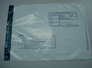 envelope com adesivo para correio plástico