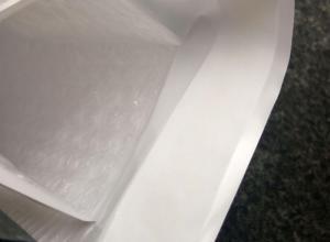 envelope de plástico bolha correios