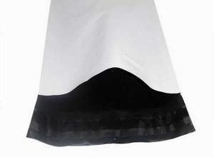 envelope de plástico de segurança com lacres adesivados