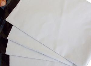 envelope de plástico inviolável