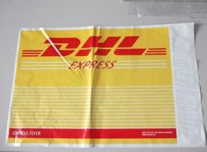 envelope de plástico personalizado