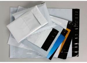 envelope em plástico segurança com adesivo