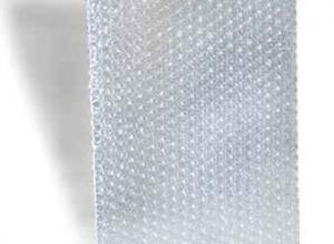 envelope plástico bolha transparente