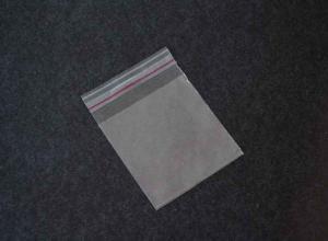 envelope plástico com fita autocolante impresso