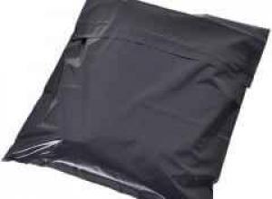 envelope plástico de correio