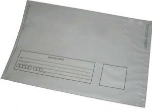 envelope plástico de segurança aba adesiva