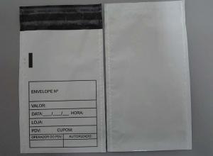 envelope plástico segurança void
