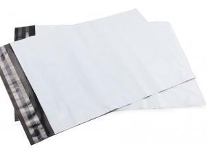 envelopes de plásticos com segurança