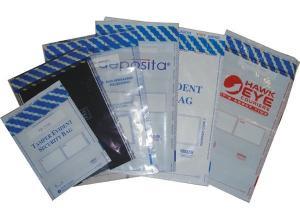 envelopes de plásticos de segurança personalizados