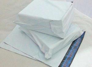 envelopes em plástico de segurança
