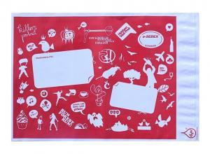 envelopes em plástico de segurança personalizado