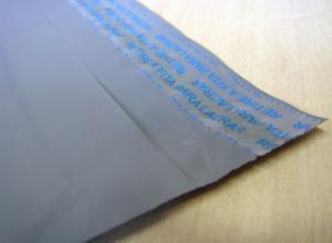 envelopes plásticos adesivo void