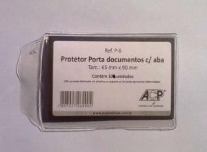 envelopes plásticos documentos