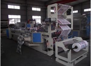 fábrica de envelope de plástico adesivo