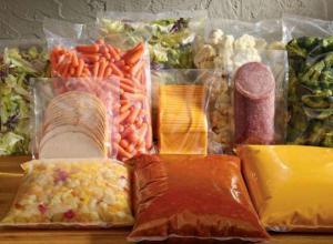 indústria de embalagens plásticas para alimentos