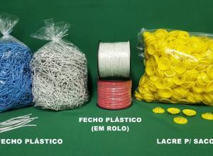 lacre de segurança plástico preço