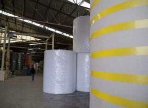 laminado plástico industrial