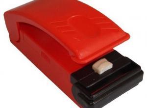 máquina de selar embalagem plástica