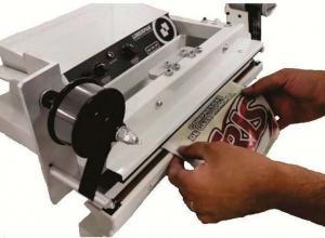 máquina para fechar embalagem plástica