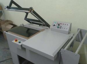 máquina seladora de plástico